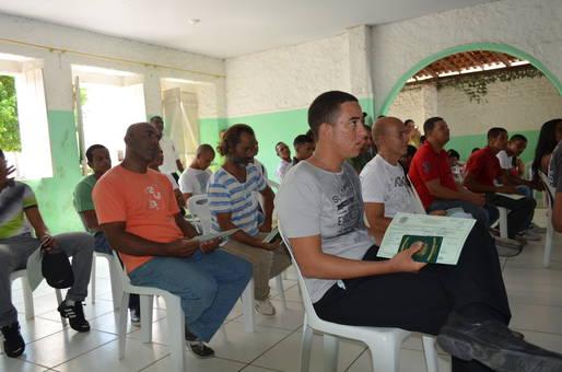 Pescadores de Ituber� recebem curso de habilita��o naval