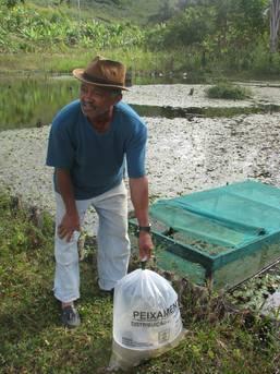 A 28� Exposi��o Agropecu�ria de Ipia�, que acontece at� 23 de outubro (domingo), ter� uma programa��o voltada especialmente aos piscicultores e produtores da regi�o.