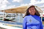 Marisqueiras da Ilha de Itaparica recebem equipamentos de proteção