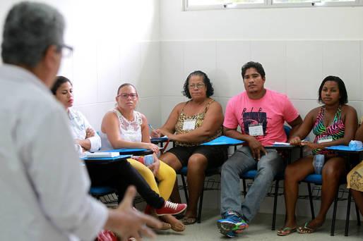 Bahia Pesca e Setre capacitam trabalhadores resgatados de regime de escravidão