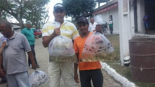 Os piscicultores de Ubaíra (a 725 km de Salvador) contarão com mais comida na mesa e oportunidades de renda a partir dessa sexta-feira, 17.