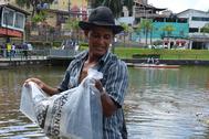 Produtores rurais de Brumado recebem 100 mil filhotes de peixes