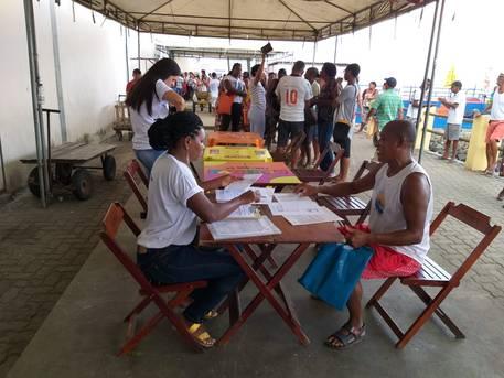 Bahia Pesca convoca pescadores da região da Ribeira